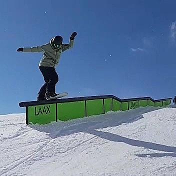#laax  #frisek #vivalagrischa #5050FsBs @frisek @snowparklaax @guillaumefsk