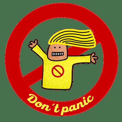 ne paniči