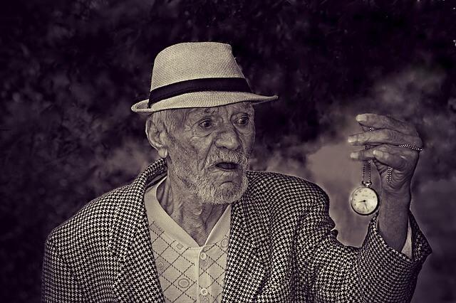 Strah-smrt-stariji čovek