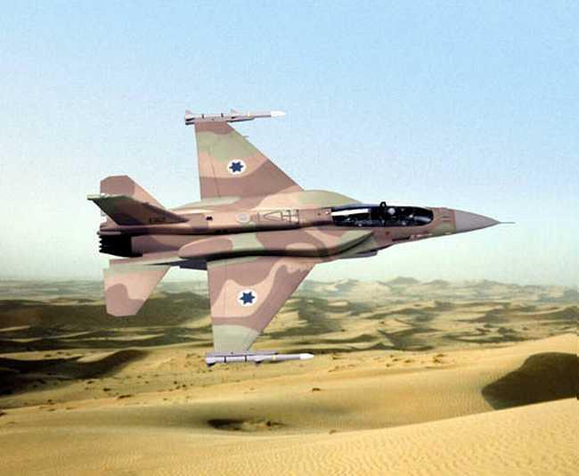 F16 israélien