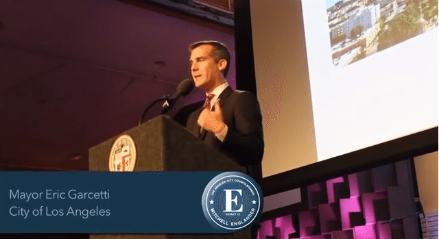 Mayor Eric Garcetti s Budget 101 at Shepard of Hills in Porter Ranch YouTube
