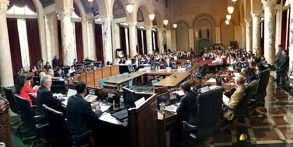 The 2017/18 City of Los Angeles Budget
