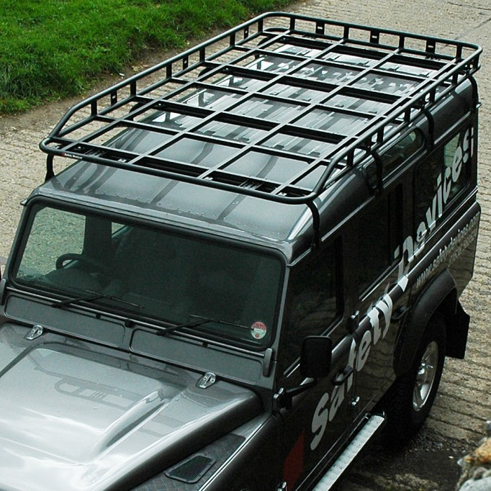 Roof Racks Safety Devices Nene Overland