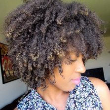 Natural Hair Growth Tip 8 Dealing With Shrinkage And Stretching