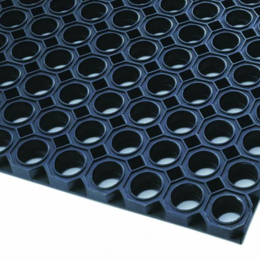 tapis en caoutchouc pour entree tapis exterieur professionnel antiderapant neosol