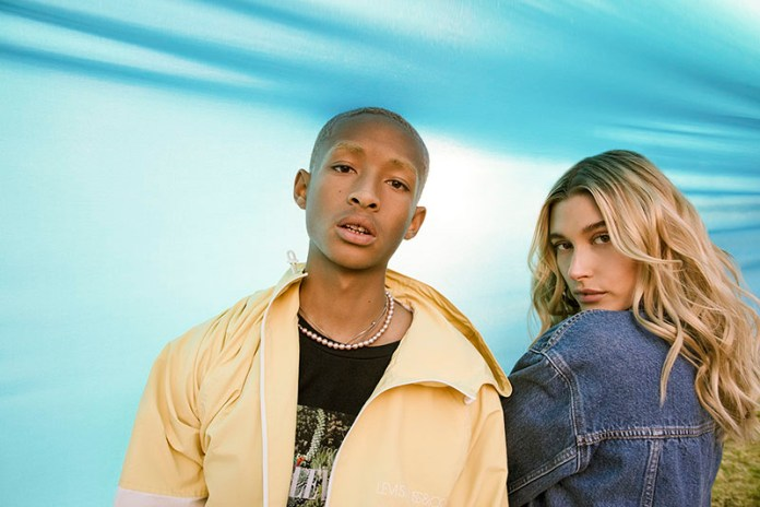 Levi's with Hailey Bieber and Jaden Smith