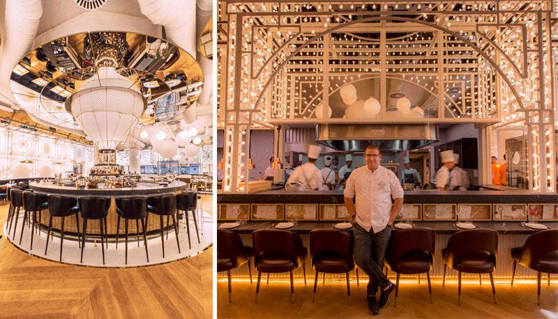 El Brunch del Restaurante BiBo de Dani Garca