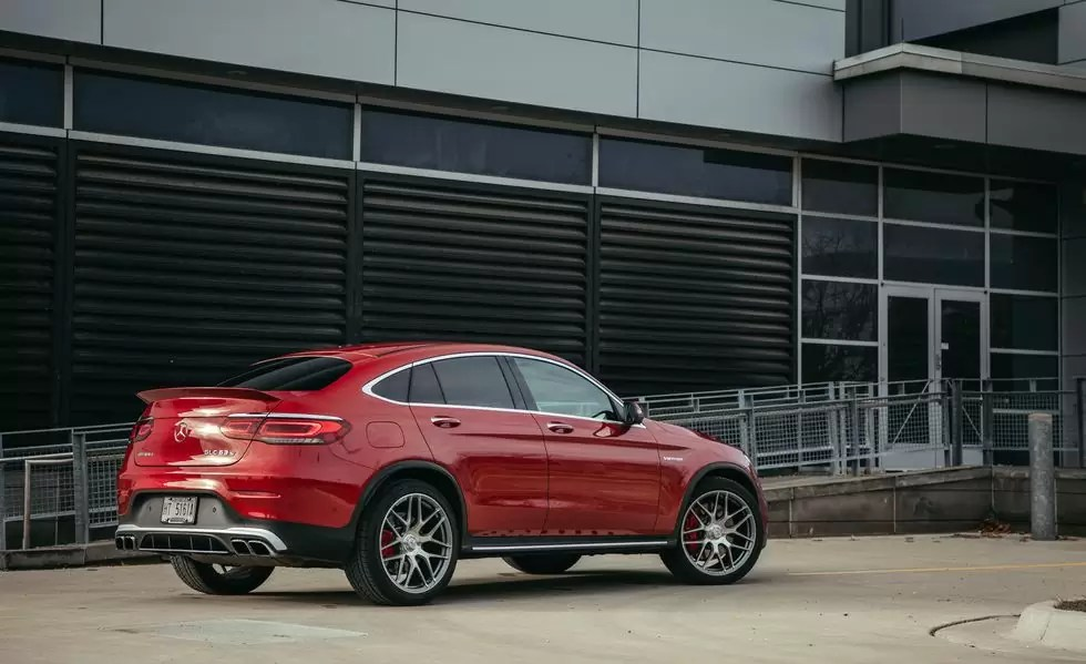 Introduced the 2020 Mercedes-AMG GLC 63 S Coupe. comes more powerful. luxurious… • neoAdviser