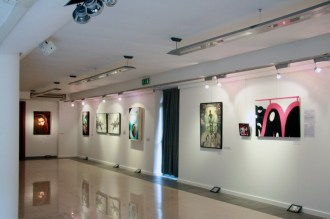 Giorgio Bertozzi Museo Crocetti Sintesi Neoartgallery Roma 00013