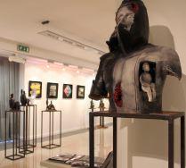 Giorgio Bertozzi Museo Crocetti Sintesi Neoartgallery Roma 00024
