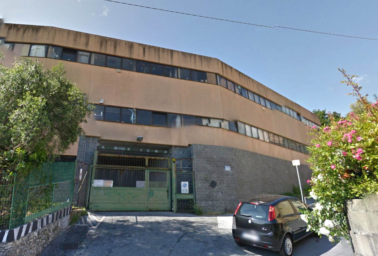 Genova Certosa – via Liberti (via Piombelli alta) Box