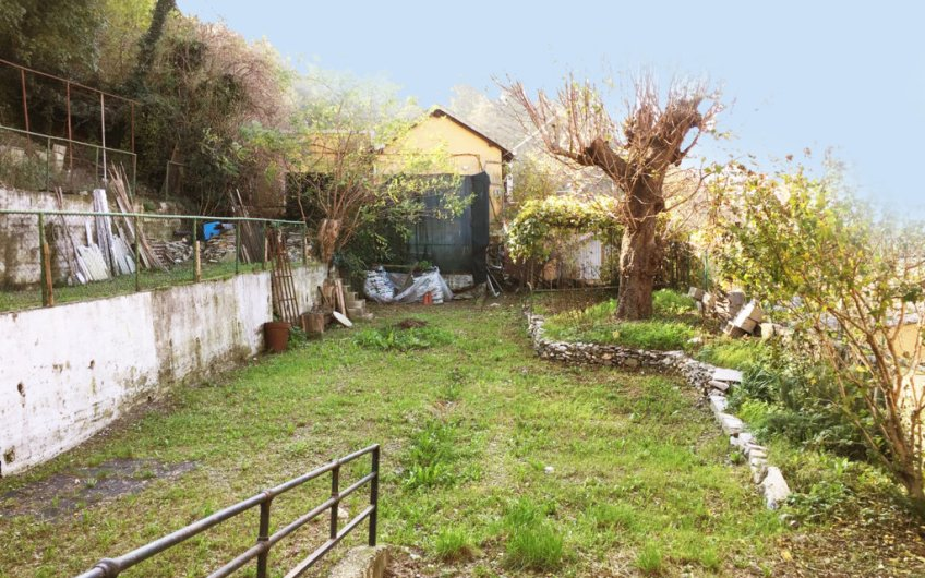 Ingresso indipendente e giardino – 170 mq