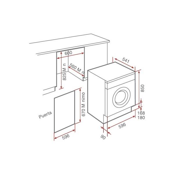 Lave Linge Petite Dimension Pour Studio. lave linge