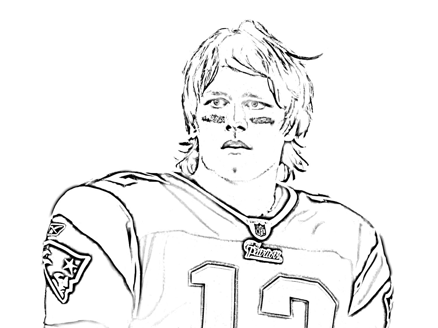 Nfl Logo Coloring Pages