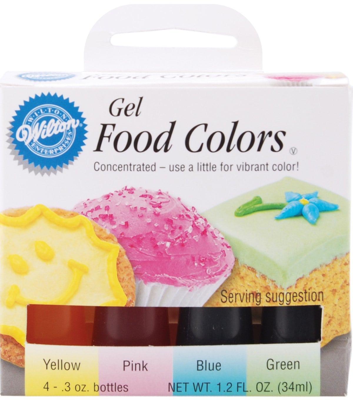 Wilton Gel Food Coloring