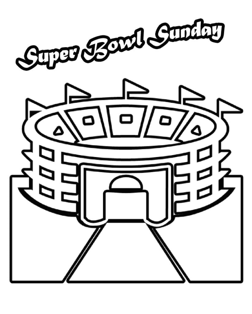 Carolina Panthers Coloring Pages