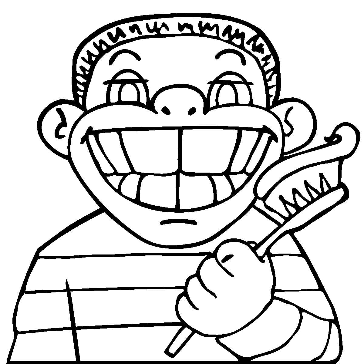 Colorful Life Skills Coloring Pages Daily Activities And