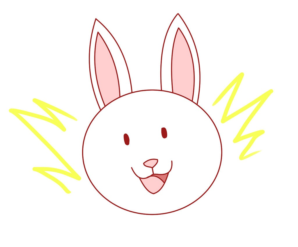 How To Draw A Rabbit For Kids A 6 Steps Neo Coloring
