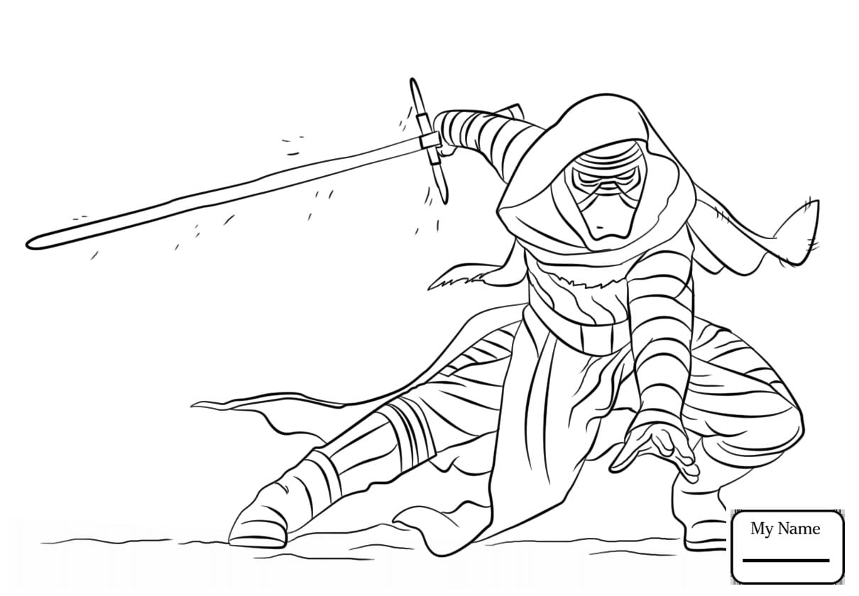 Storm Trooper Coloring Pages