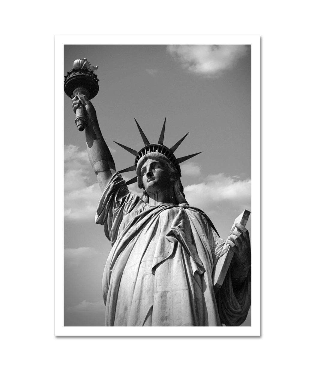 Statue Of Liberty Close Neo Coloring