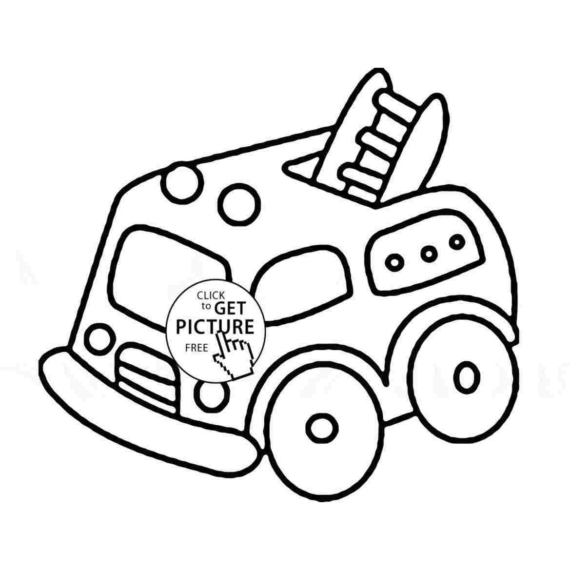 Truck Neo Coloring