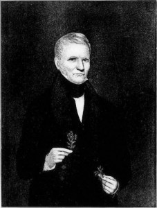A picture of samuel thomson