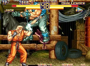 Art of Fighting 2 / Ryuuko no Ken 2