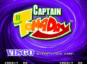 Captain Tomaday