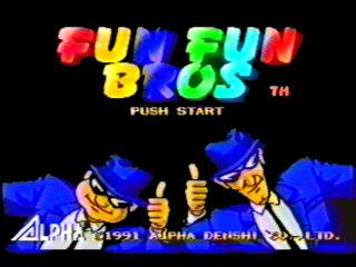 Fun Fun Bros.