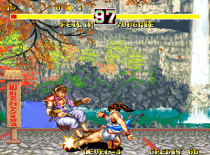 Karnov's Revenge / Fighters History Dynamite