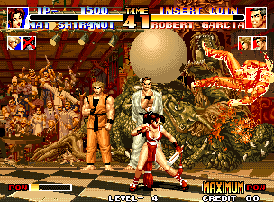 The King of Fighters '94