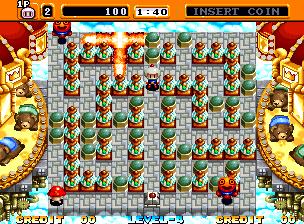 Neo Bomber Man