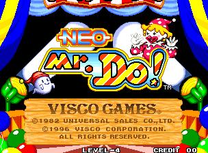 Neo Mr. Do!