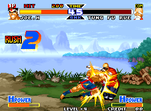 Real Bout Fatal Fury Special / Real Bout Garou Densetsu Special