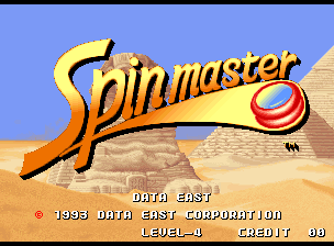 Spinmaster / Miracle Adventure