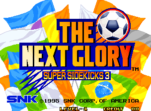 Super Sidekicks 3: The Next Glory / Tokuten Ou 3: Eikoue No Michi