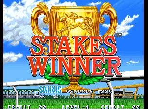 Stakes Winner / Stakes Winner: GI kinzen seihae no michi
