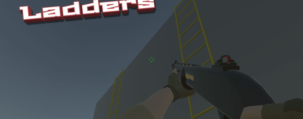 NeoFPS - The Unity FPS controller asset - Ladders Tutorial