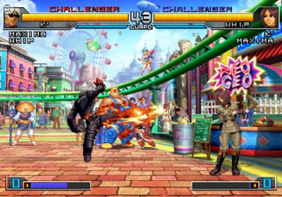 The King Of Fighters 2002 Unlimited Match Full Iso 10 Links