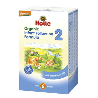 Holle formula Stage 2 promotion