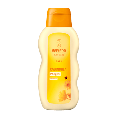 Weleda Calendula Baby Oil without perfume
