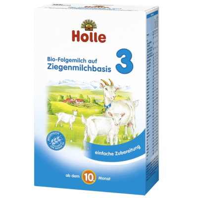 Holle Goat Milk Formula 3