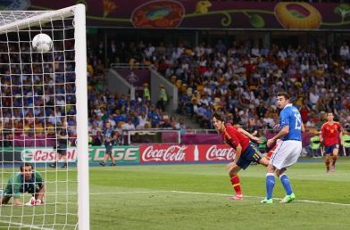 gol de silva a Italia