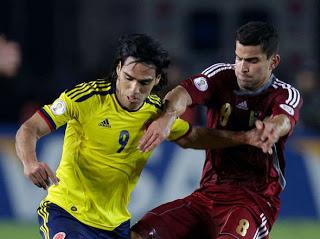 venezuela colombia eliminatorias mundial 2014