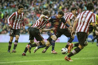 athletic bilbao barcelona