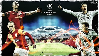 galatasaray real madrid 2013
