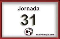 jornada 31 liga española 2013