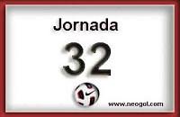 jornada 32 liga española 2013