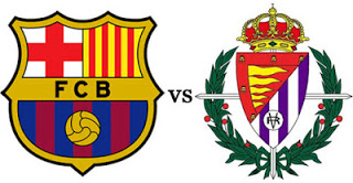 barcelona valladolid