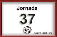 jornada 37 liga española 2013